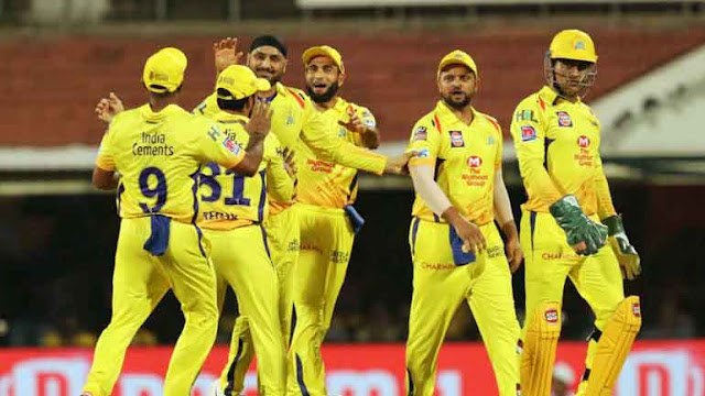 IPL 2019 | MS Dhoni-led CSK skittled RCB out for a measly total of 70