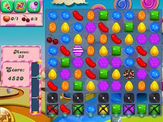 Candy Crush Saga Mod Apk free nyawa