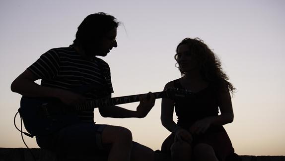 Canciones de amor para una mujer poster box cover