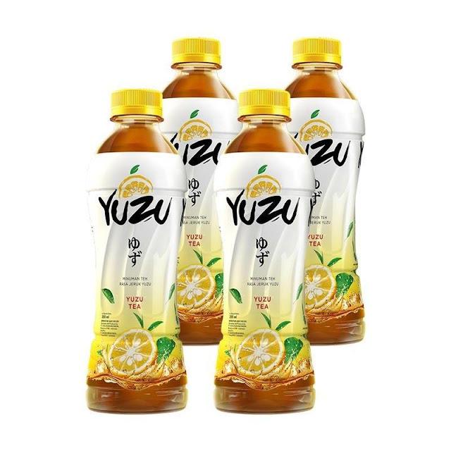 Beberapa Hal Berkaitan Dengan Minuman Yuzu Sehat