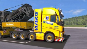 Volvo FH 2012 8×4 and 10×4 mod version 9.3
