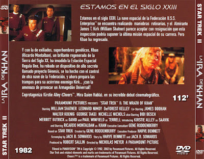 Star Trek 02 - La ira de Khan