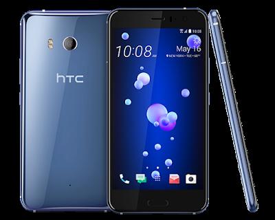 Fitur Super Canggih Ponsel Pintar Baru HTC, U11