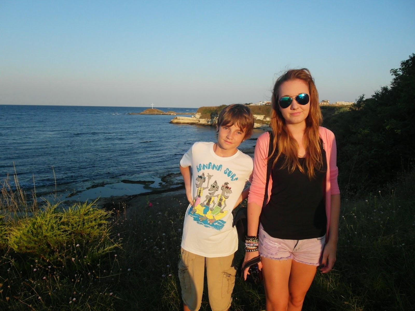 Letní dovolená v Bulharsku