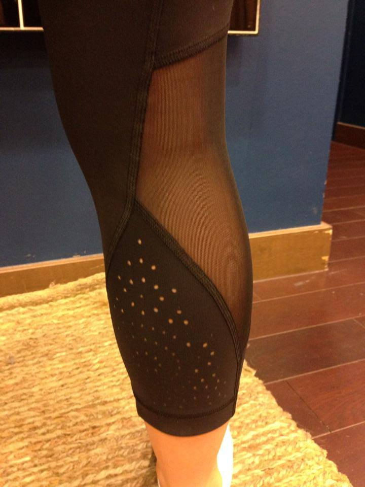 lululemon laser cut wunder under calf