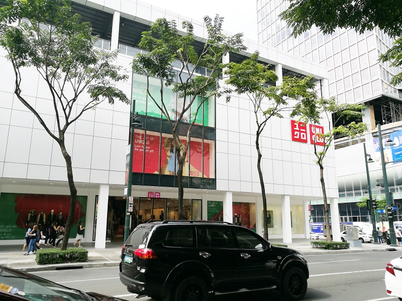 UNIQLO Philippines - C3 Annex at Bonifacio Global City
