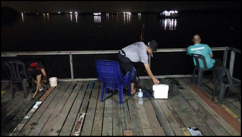Fishing Kelong Klang