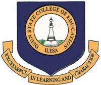 OSCOED 2017/2018 NCE Full-Time Admission List