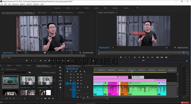 Download Adobe Premiere Pro CC 2018 Free Full Version