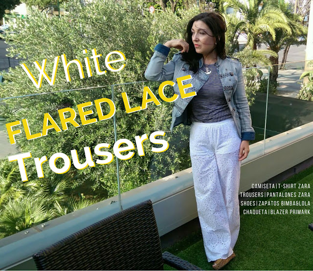 white-flared-lace-trousers