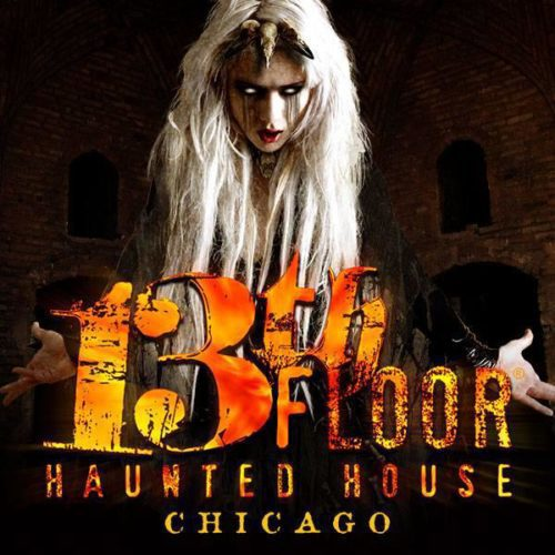 13th Floor Haunted House - Chicago