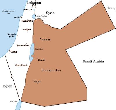 Mandato Británico sobre Palestina