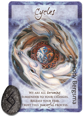 Magical Times Empowerment cards Cycles Jera runes