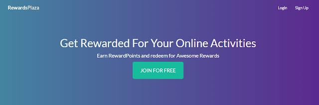 RewardsPlaza - Earn Money While Watching Videos Completely Passive Earning