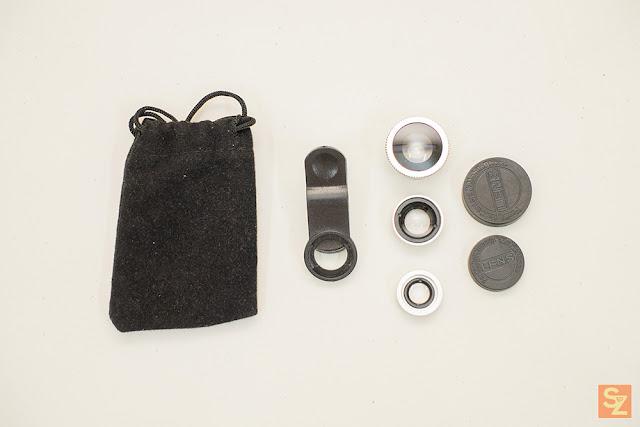universal clip lens unboxing - universal clip lens specs