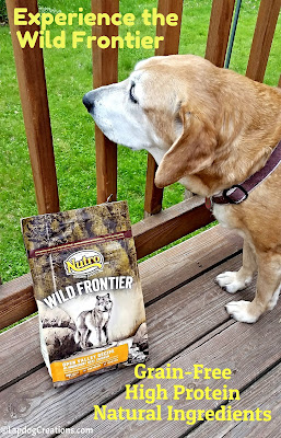 Experience the Wild Frontier with Nutro #LapdogCreations ©LapdogCreations