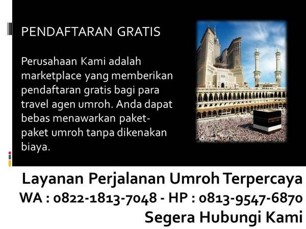 first travel umroh bulan ramadhan bandung