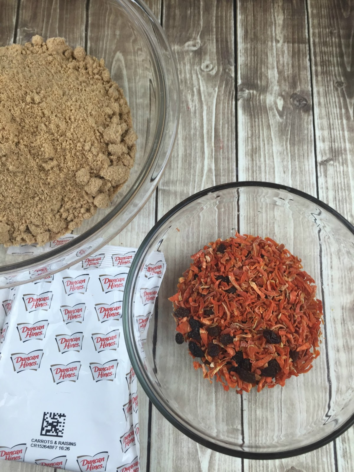 Carrot Cake Using Duncan Hines Classic White Cake Mix