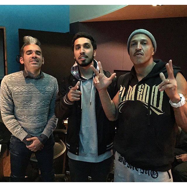 Mano Brown e Max de Castro vão estar no proximo album do Rashid [Correção]