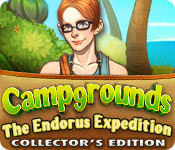 เกมส์ Campgrounds - The Endorus Expedition
