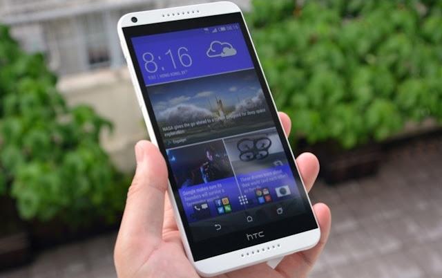 Harga HP HTC Desire 816 Tahun 2017 Lengkap Dengan Spesifikasi, Layar 6 Inchi, Memori Internal 4GB, RAM 1.5 GB