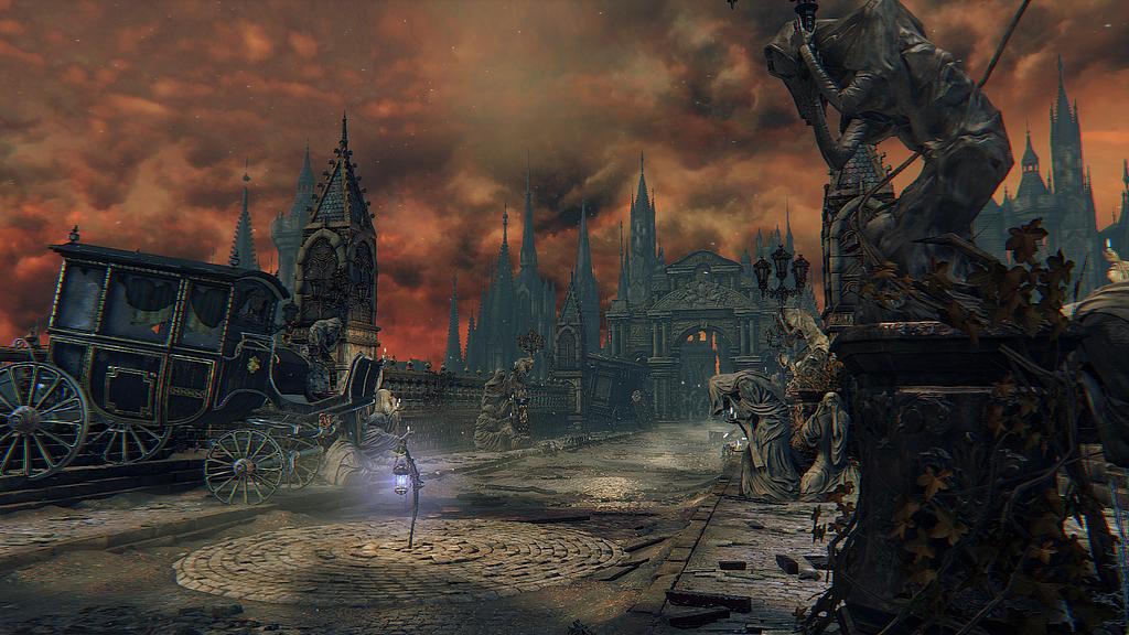 Lamps | Bloodborne Wiki