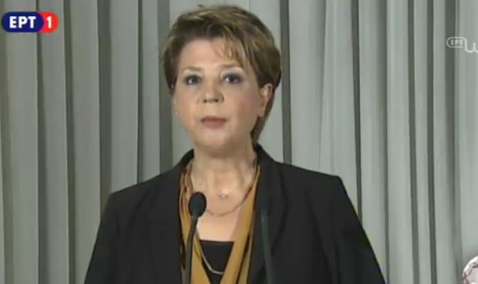 Η Κυβερνητική Εκπρόσωπος επιτίθεται στο ΣτΕ: «Φέρνουμε νέο νόμο»! (Βίντεο)