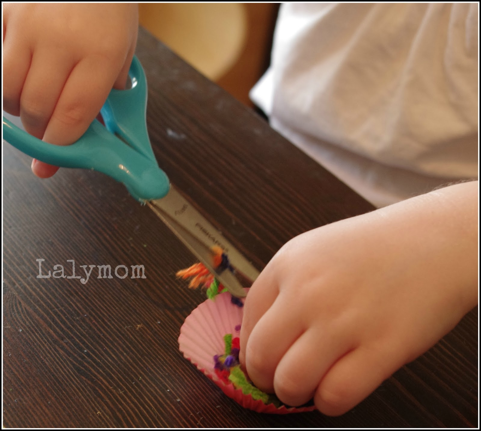 Scissor Practice Activity For Preschoolers