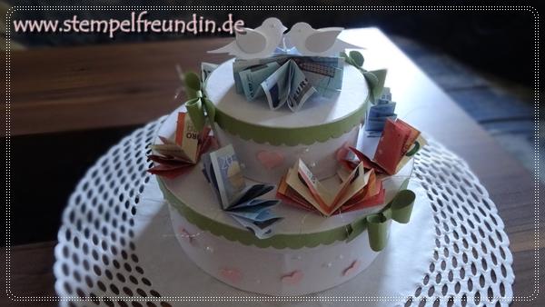 - Jessika Tschenscher - Stampin' Up! - www.stempelfreundin.de, Hochzeit,