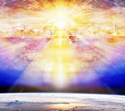 Ligação do céu com a Terra Cruz