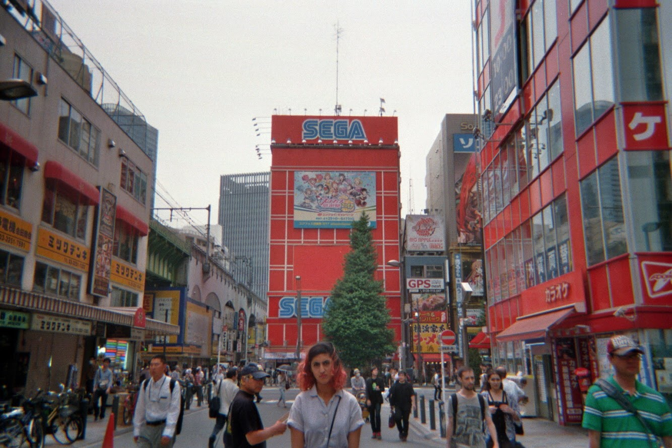 Akihabara, Tokyo, Japan.