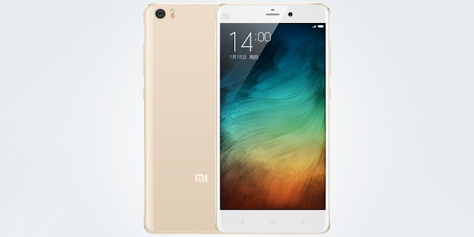 Xiaomi Mi Note Pro officially announced with Snapdragon 810 and 4GB of RAM