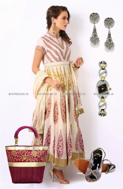 My Ethnic Looks For This Festive Season From Myntra