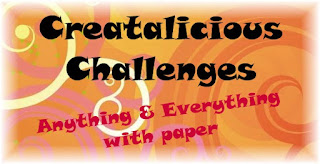 I am a designer at Creatalicious Challenges!