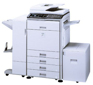 SHARP MX-3100N Printer Driver Download