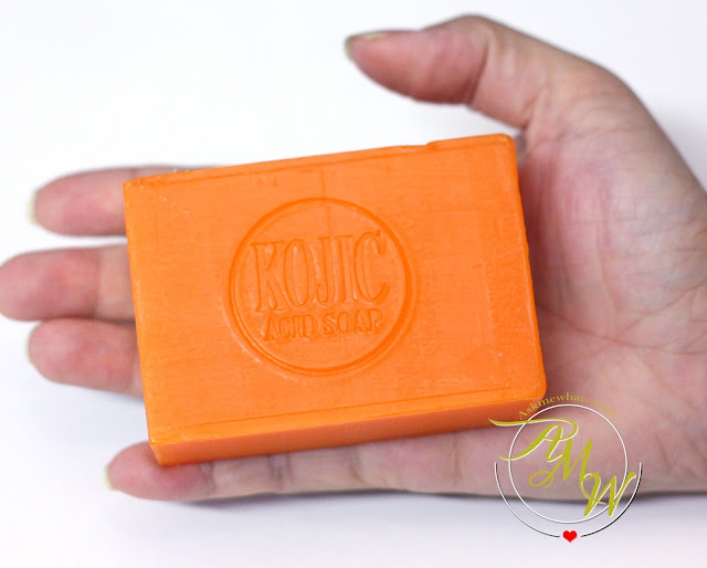 a photo of Kojie San Kojic Acid Soap