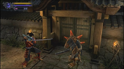 Onimusha: Warlords Gameplay