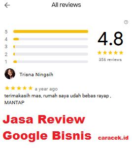 Jasa Review Google Bisnis / Maps - HARGA PROMO