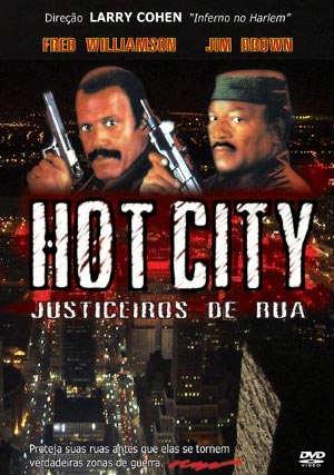 Baixar Torrent Hot City: Justiceiros de Rua Download Grátis