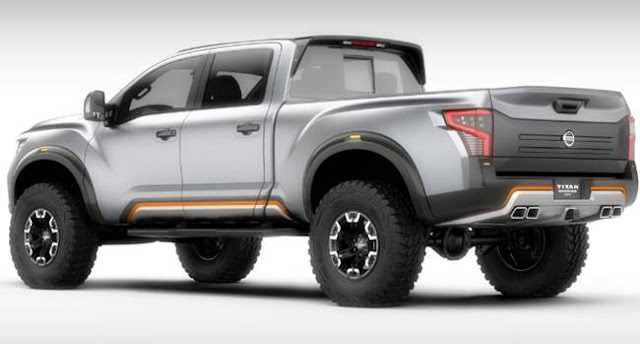 2018 Nissan Titan Warrior Specs and Price