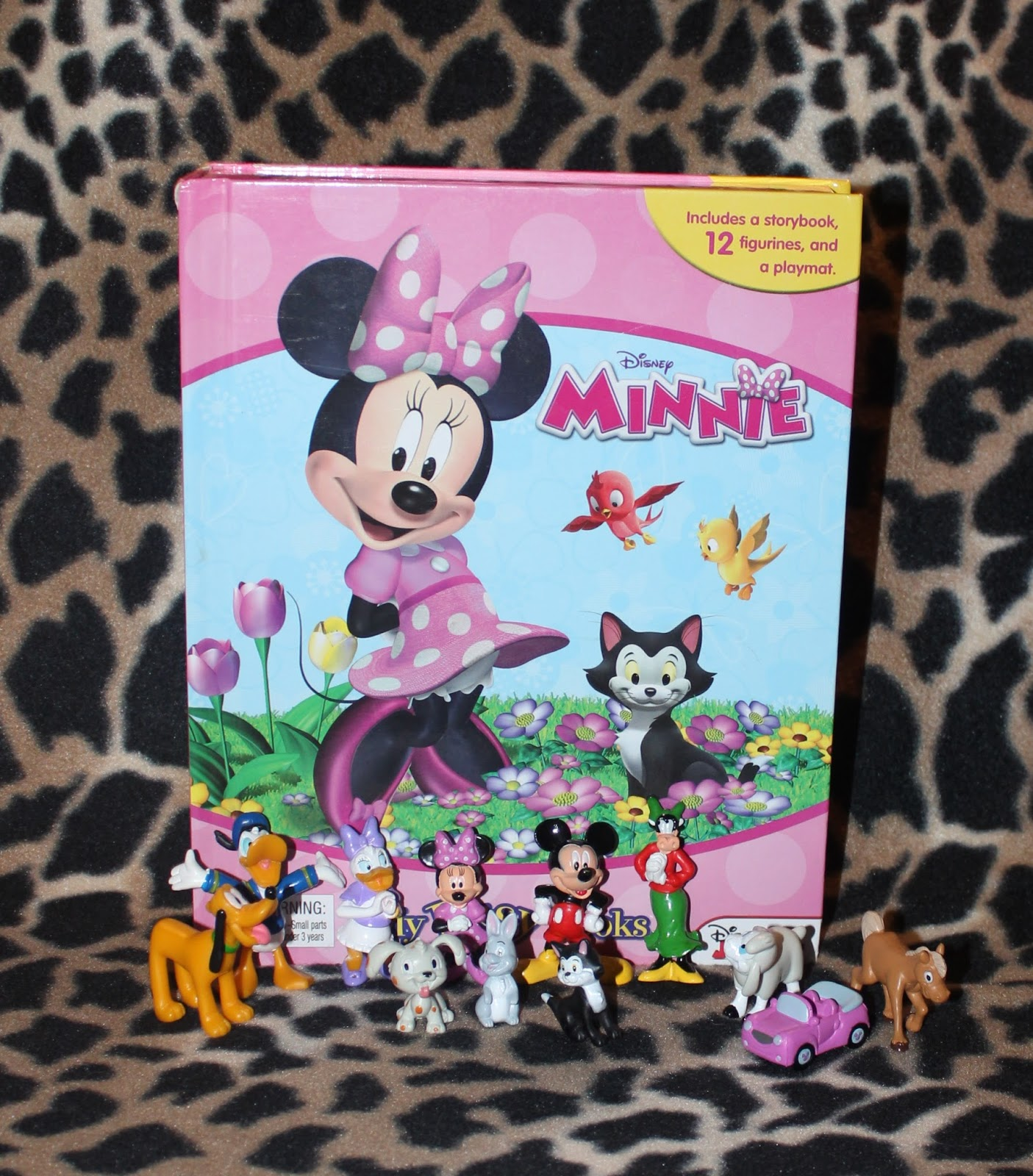 """MY BUSY BOOKS """"Minnie Mouse"""""""