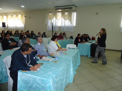 Educadores participam de reunião pedagógica do Projeto Escola Arteris