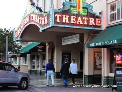 Sebastianai Theatre in Sonoma, California