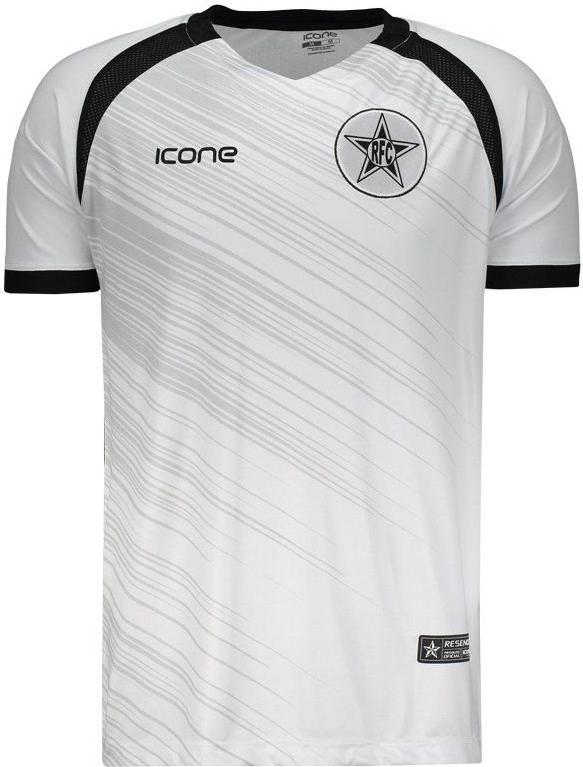 2441d92726793 Ícone Sports lança a nova camisa titular do Resende - Show de Camisas