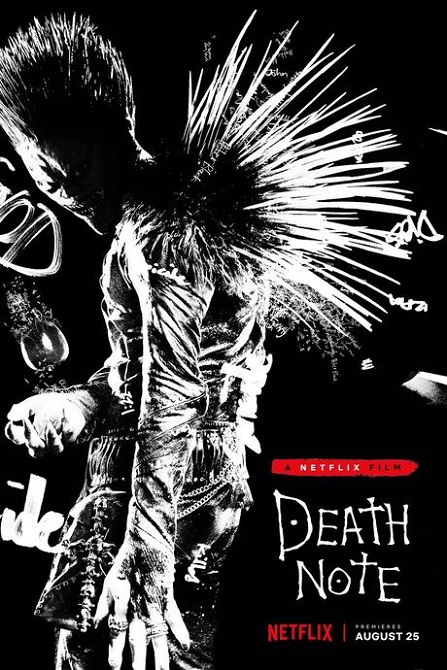 Death Note (2017) 720p y 1080p WEBRip mkv Dual Audio AC3 5.1 ch