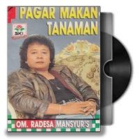 album Mansyur S - Pagar Makan Tanaman
