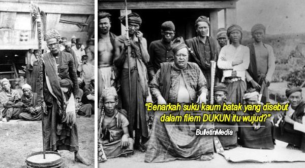 Merungkai Misteri Suku Kaum Batak Yang Disebut Dalam Filem Dukun