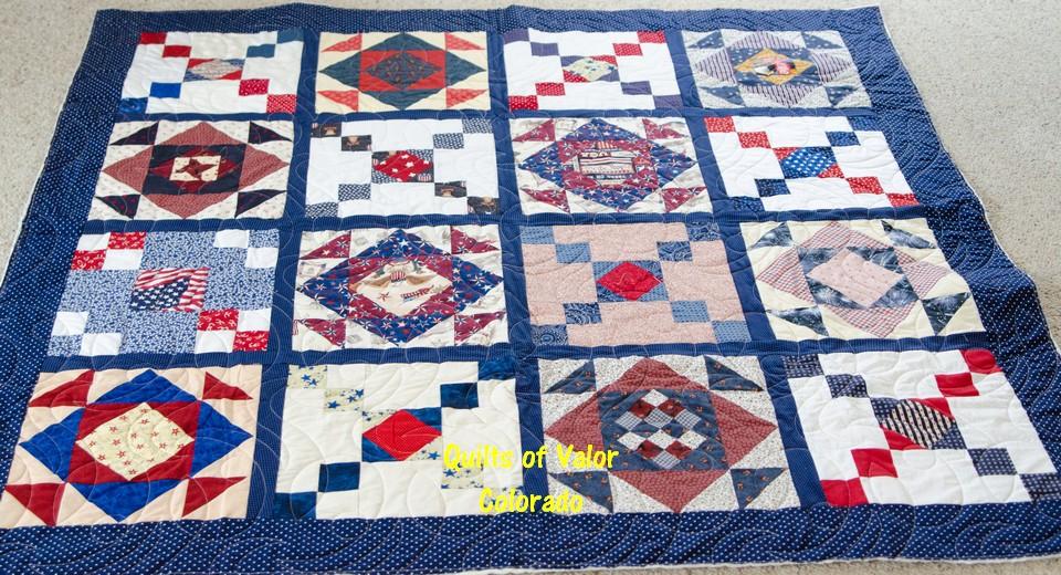 Alycia Quilts: Quits of Valor CO : colorado quilt shops - Adamdwight.com