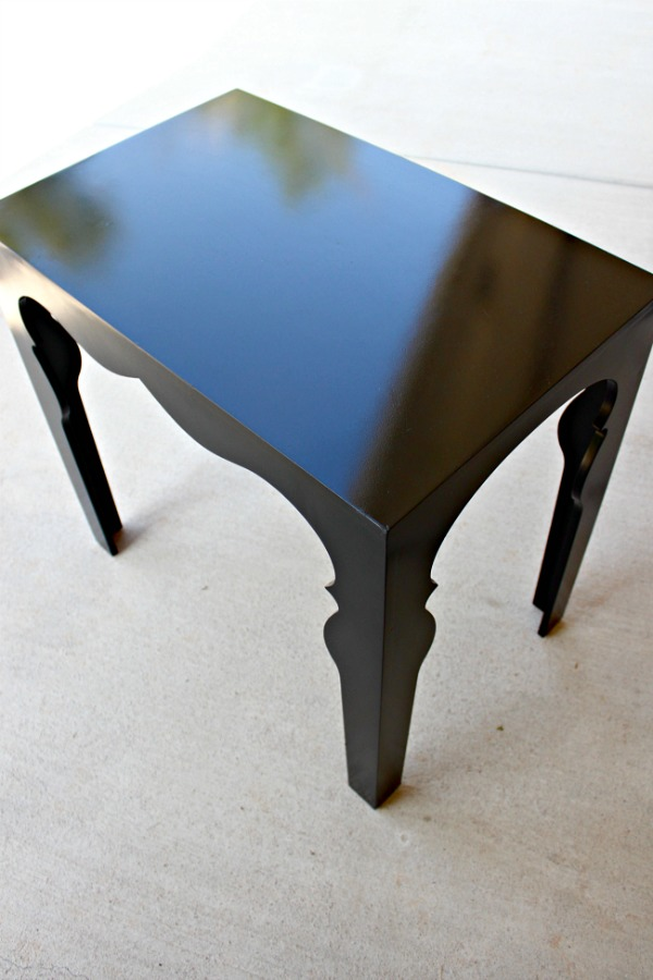 At Home moroccan inspired side table, accent furniture