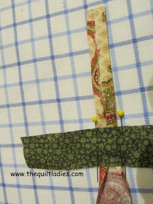 How to make Bias Tape the OLD Fashion Way
